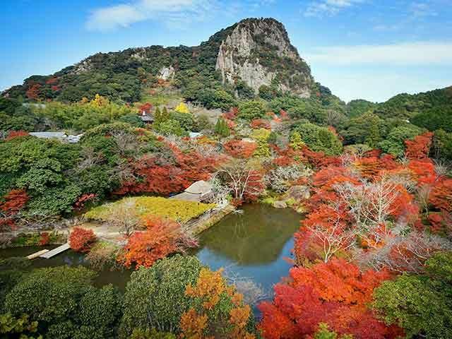 秋の定番【ハイキング】!一度は行ってみたい九州の紅葉名所