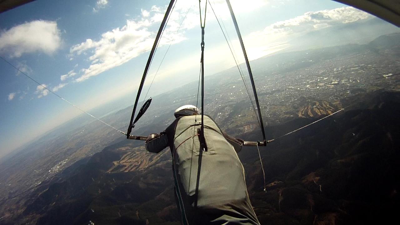 ハンググライダー日本代表選手・鈴木由路が語る空の魅力vol6【地球の丸み】