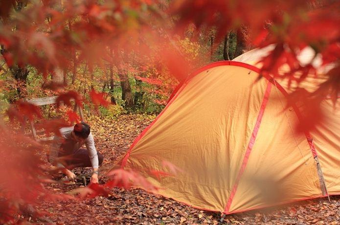 秋は最高のキャンプシーズン−秋キャンプのすすめ