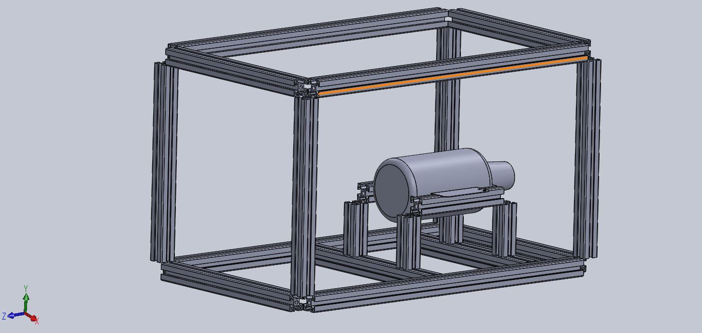 4 最大推力実験のための台作成